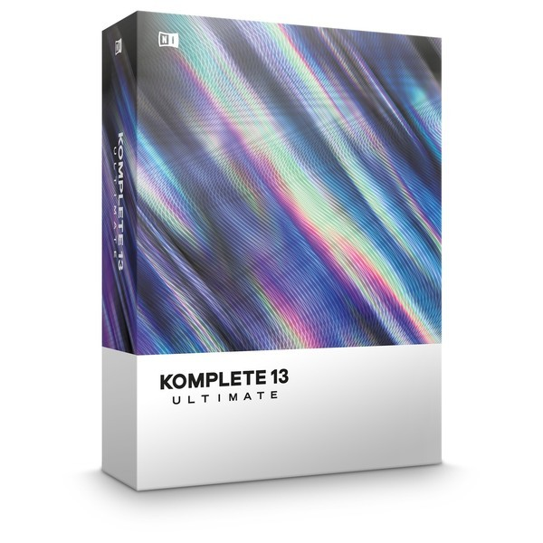 Ultimate Upgrade for Komplete 8-13