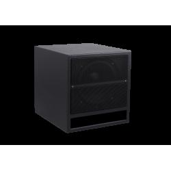 """HCSUB112-amp 1 x 12"""" Subwoofer auto-amplifié"""