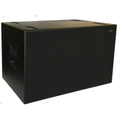SUB3-amp Subwoofer compact