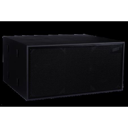 """SUB1000-amp 2 x 21"""" Subwoofer auto-amplifié"""