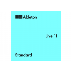 Ableton Live 11 Standard (download version)
