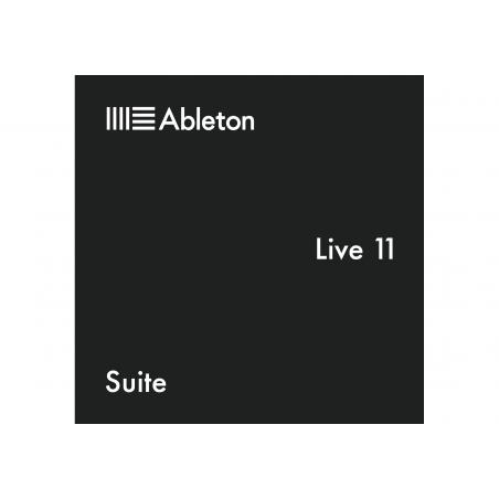 Ableton Live 11 Suite (download version)