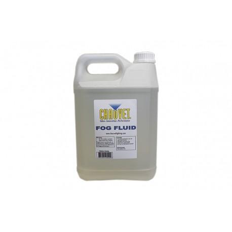 Chauvet - Liquide pour machine à bulles 5L