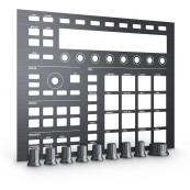 Native Instrument - Maschine MK2 Custom Kit Smoked Graphite