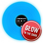 Native Instrument - Traktor Scratch Control Vinyl Fluoresce Blue