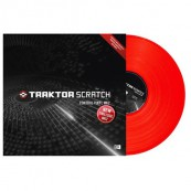 Native Instrument - Traktor Scratch Control Vinyl Vinyl Black MKII