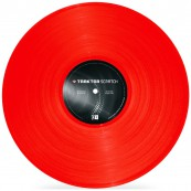 Native Instrument - Traktor Scratch Control Vinyl Red MKII
