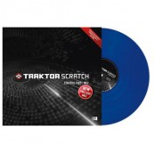 Native Instrument - Traktor Scratch Control Vinyl Vinyl Red MKII