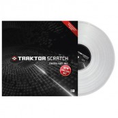 Native Instrument - Traktor Scratch Control Vinyl Vinyl Blue MKII