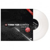 Native Instrument - Traktor Scratch Control Vinyl Vinyl Clear MKII