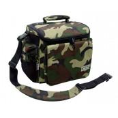 Zomo Bag DJ Tank Camouflage Vert