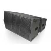"APIA - Line Array 15"" / 2 voies actif"