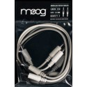 "Moog - Mother 12"" Cables"