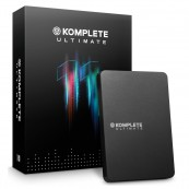 Native Instrment - Komplete 11 Ultimate Update from KOMPLETE Ultimate