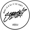 Ortofon Slipmat Scratch MK2