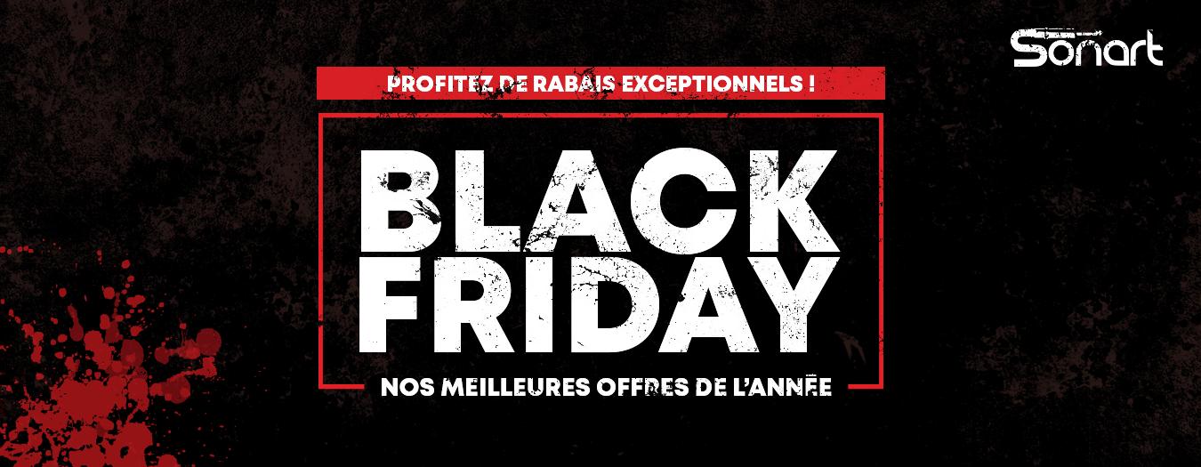 Offres spéciales - Black Friday
